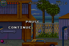 V.I.P. - Menus Pause Menu -  - User Screenshot